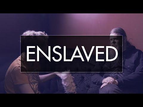 ENSLAVED INTERVIEW (2017)