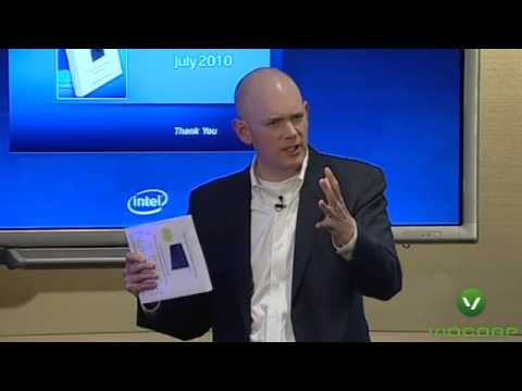 Intel's Brian David Johnson on The Future of Screens | Amplify 2013