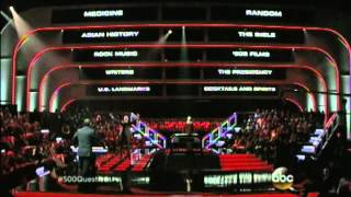 500 Questions - ABC Quiz Show Promo 2