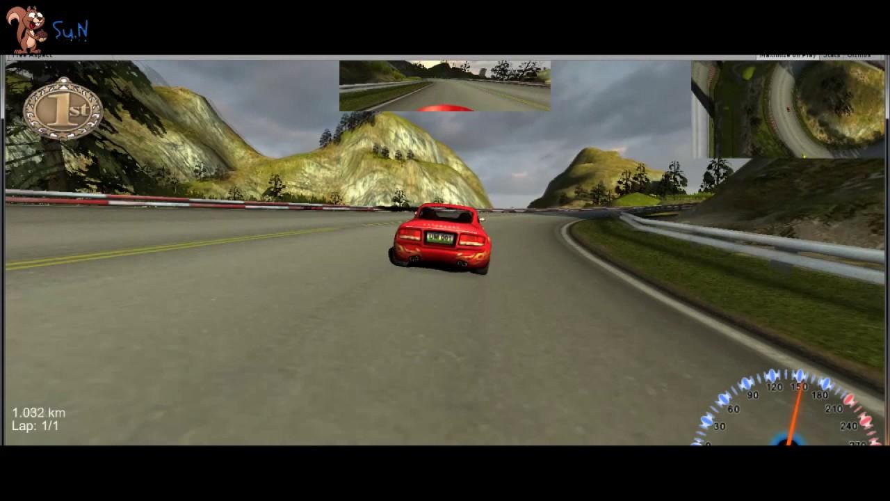Soc - Demo: 2T Racing - Lập trình game đua xe 3D trên Unity