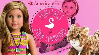 American Girl Doll Of The Year 2016 Rainforest Outfit