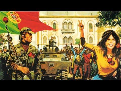 The Carnation Revolution - 25th April 1974