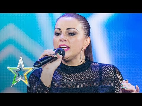 Linda McLoughlin sings Beyonce's Listen | Auditions Week 2 | Ireland's Got Talent 2018