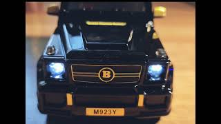 Mersedes Benz G65 AMG Brabus