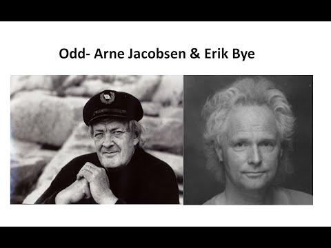 Odd-Arne Jacobsen & Erik Bye -A journey through the 1970's and 80s