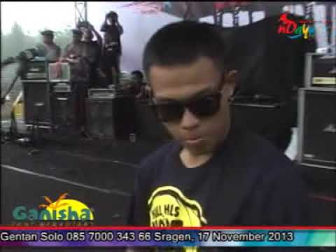 Tanpa Batas live perform at ndayu park sragen