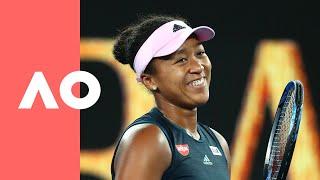 Naomi Osaka winning our hearts and the AO | Australian Open 2019