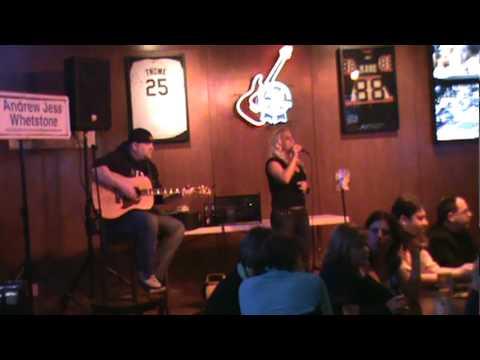 Britt Droschak-Before He Cheats(Carrie Underwood Cover)