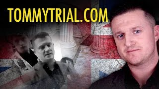 tommy robinson new court date new judges plus tommytrialcom