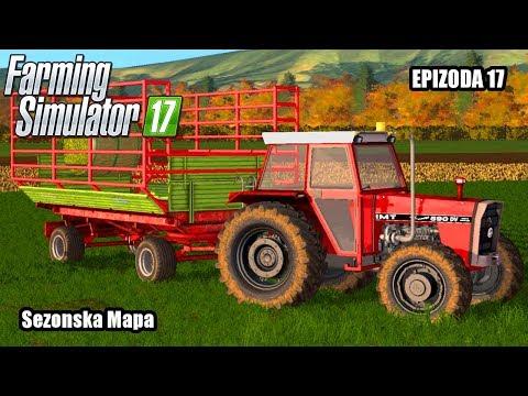 Farming Simulator 2017 | Sezonska Mapa | Epizoda 17