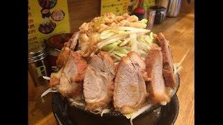 【大盛り】盛太郎のダブルチャーシュー麺大盛り+野菜増し増し thumbnail