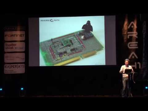 Area41 2016: Andrea Barisani: USB armory: the open source secure flash-drive-sized computer