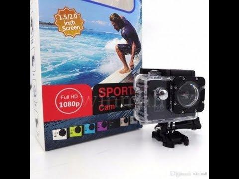 Честный обзор Action Camera за 18$. Обзор дешевой экшн камеры с Алиэкспресс