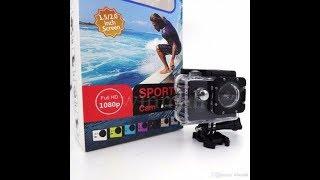 честный обзор Action camera за 18. Обзор дешевой экшн камеры с Алиэкспресс