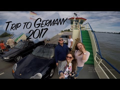 TRIP TO GERMANY 2017 (#lazurnyneverends) 1080p HD
