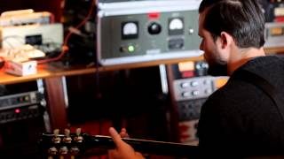 White Lies - Getting Even - Studio Footage