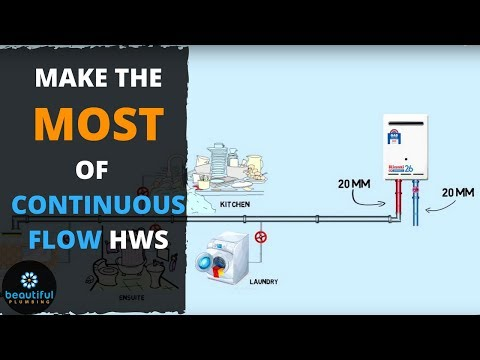 How To Make The Most Of Continuous Flow Hot Water System