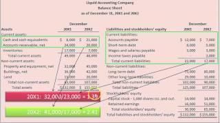 Liquidity Ratios:  Quick Ratio, Working Capital, Cash Conversion Cycle - Slides 1-5