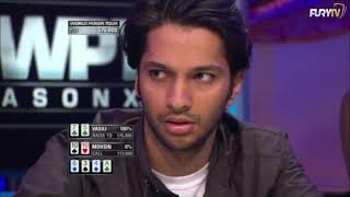 When BOTH Players LOVE the FLOP! - 5 Crazy Poker Flops!