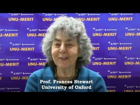 Equality and Justice: Frances Stewart (Long Version)