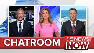 Israel Folau Punishment, Unsocial Media & Busker Auditions | Nine News Australia