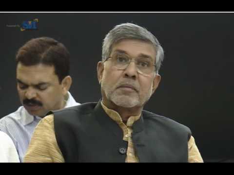 Kailash Satyarthi (Nobel Prize winner)Speech in safe india and safe children programme in Ranchi