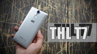 thl T7 обзор (распаковка) второго дыхания для