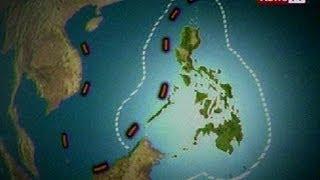 BT: Teritoryo ng Pilipinas, isinama ng China sa mapang naka-imprenta sa bago nilang passport
