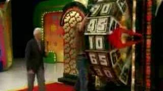 Daniel Kossut on the Price Is Right!!
