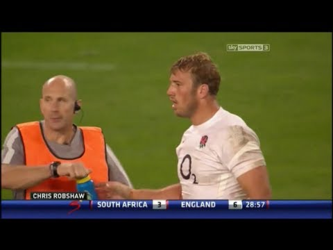 Stuart Barnes talks about Chris Robshaw for the Lions