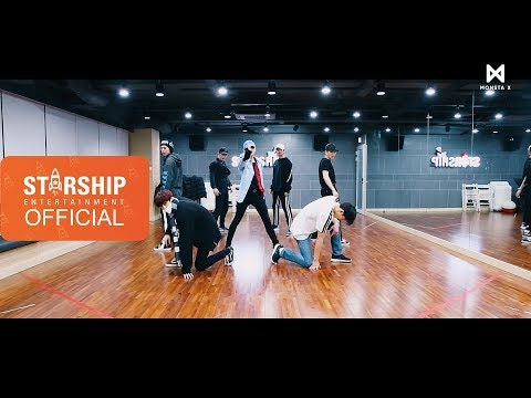 [Dance Practice] 몬스타엑스 (MONSTA X) – Fighter (Part Switch ver.)