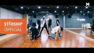 [Dance Practice] 몬스타엑스 (MONSTA X) - Fighter (Part Switch ver.)