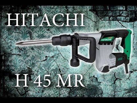 Отбойный молоток HITACHI H 45MR