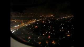 Landing at Delhi International Airport, (Indira Gandhi)