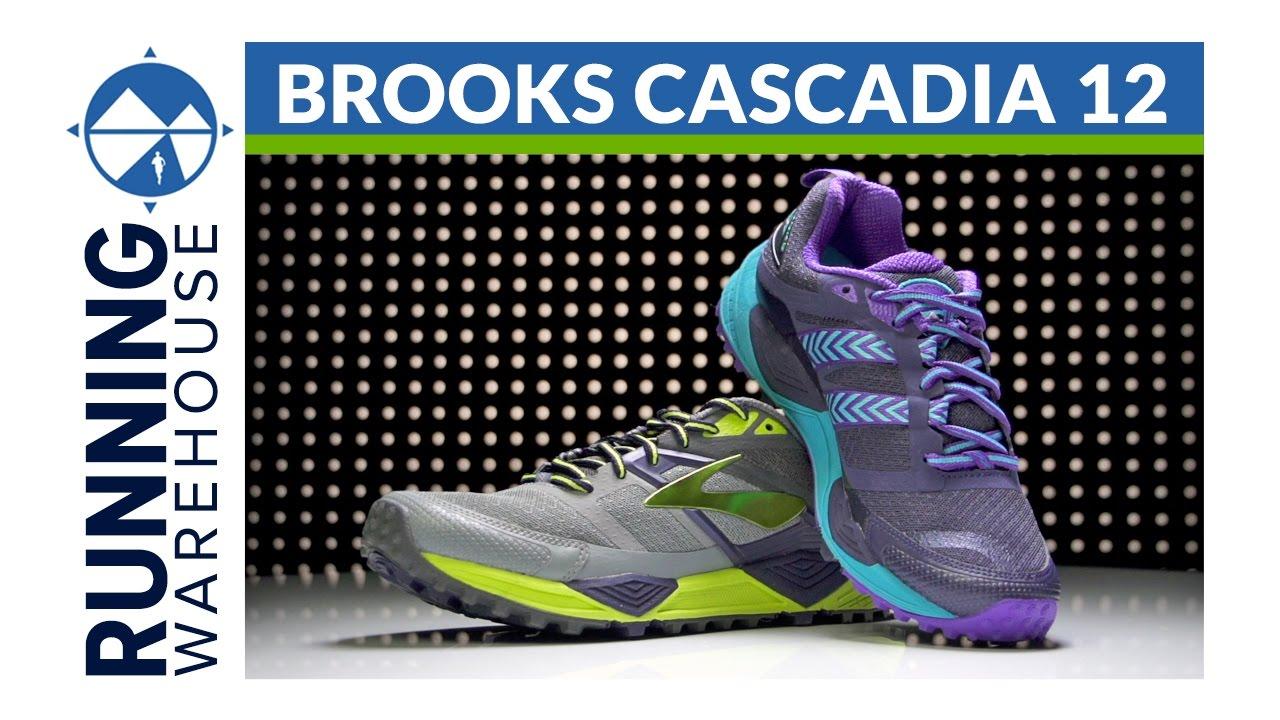 a94315f30e6 First Look  Brooks Cascadia 12 - YouTube