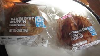 A Review Of Dunkin Donuts Gluten Free