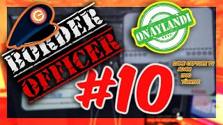OTOSTOPÇU DİYE ALDIK AYI ÇIKTI! 🐻| Border Officer (PC) #10