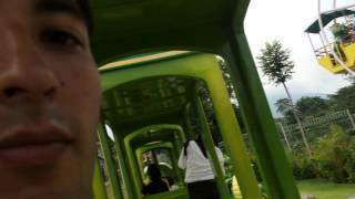 Best Train Ride Ever - Predator Fun Park, Batu