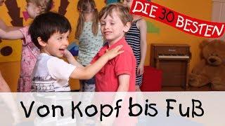 Von Kopf bis Fuß - Singen, Tanzen und Bewegen || Kinderlieder