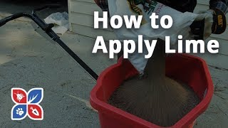 Do My Own Lawn Care - How to Apply Lime in the Yard