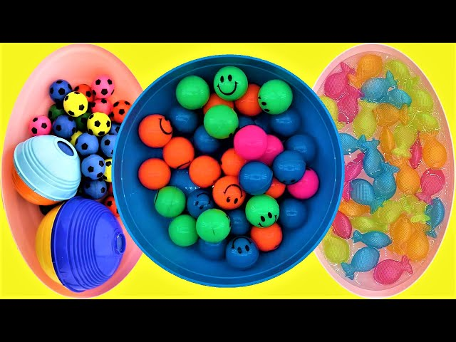 Learn Colors with Toys and Objects for Preschool Children - 32 Min #colorsforkids
