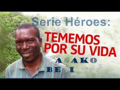 Serie Héroes:  Nasako Besingi - Toma Acción y FIRMA