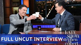 Download LSSC Full Uncut Interview: James Comey Mp3 and Videos