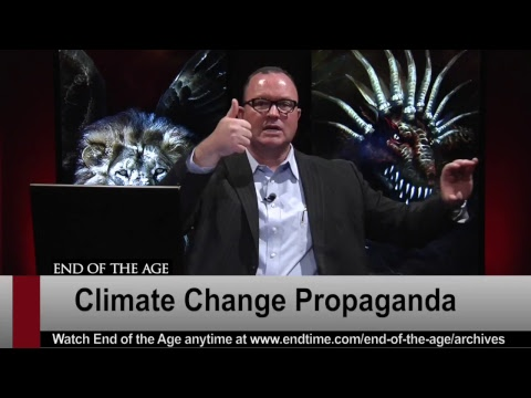 Climate Change Propaganda | Irvin Baxter | End of the Age LIVE STREAM