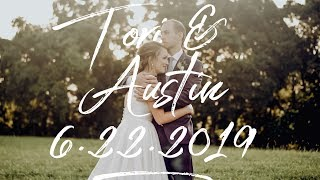 Tori & Austin Mittan || A Tennessee Mountain Wedding || 6.22.19