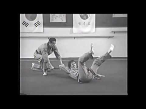 Korean Martial Arts Old Video   Hanmudo Dr  He Young Kimm, H