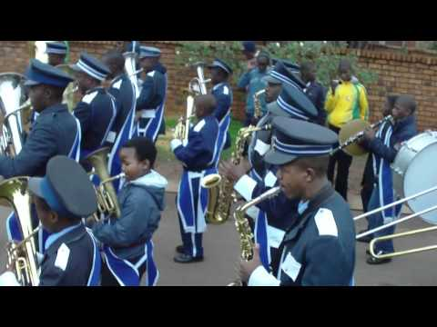 ST JAMES BRASS BAND MZIMHLOPHE