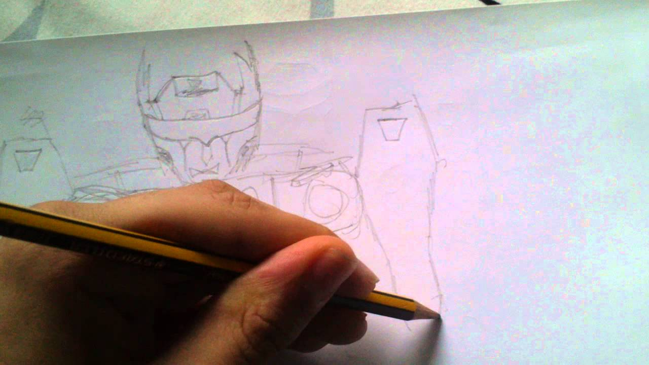 How to draw autobot jazz youtube how to draw autobot jazz biocorpaavc
