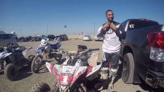 Kuwait Motocross Race 2016 - KMSC - Round 2