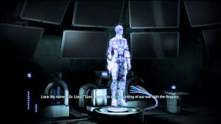 Mass Effect 3: Extended Cut - New Refusal Ending Gameplay [Shoot Star Child]